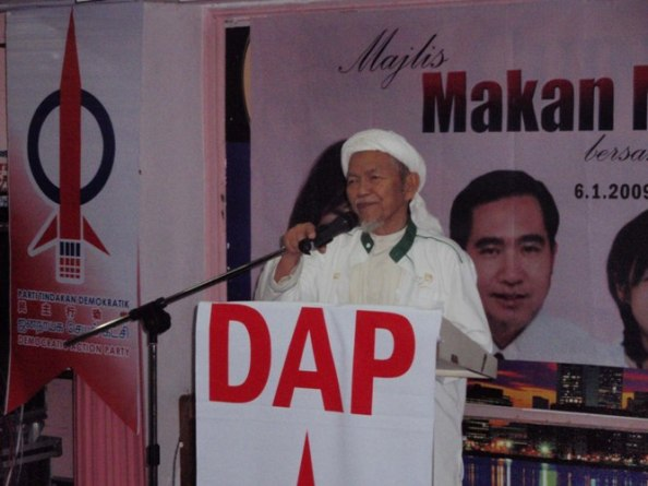 Who wants to say now that PAS and DAP will never be able to get along?