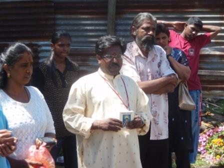 Prayers for Gunasegaran's soul