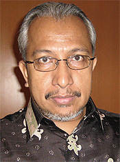 PKR Sabah's Ansari who was earlier ousted as state chief