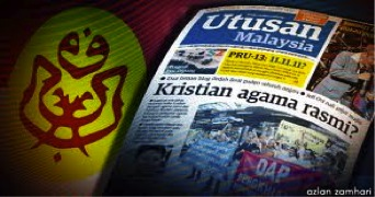 UtusanOr this, Dollah? What did he do when his party-owned newspaper lied and published seditious remarks?