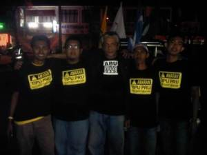 Team in Nibong Tebal