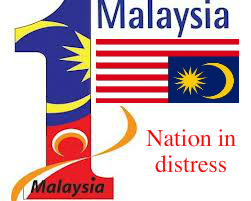 Nation in distress