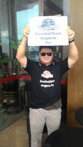 Jeremiah Dorsey from Sabah
